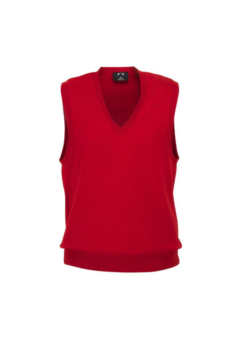 Vest - BizCollection LV3504 Ladies V-Neck Vest