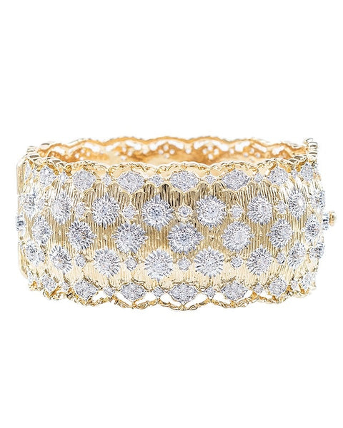 Multi Star Textured Cuff