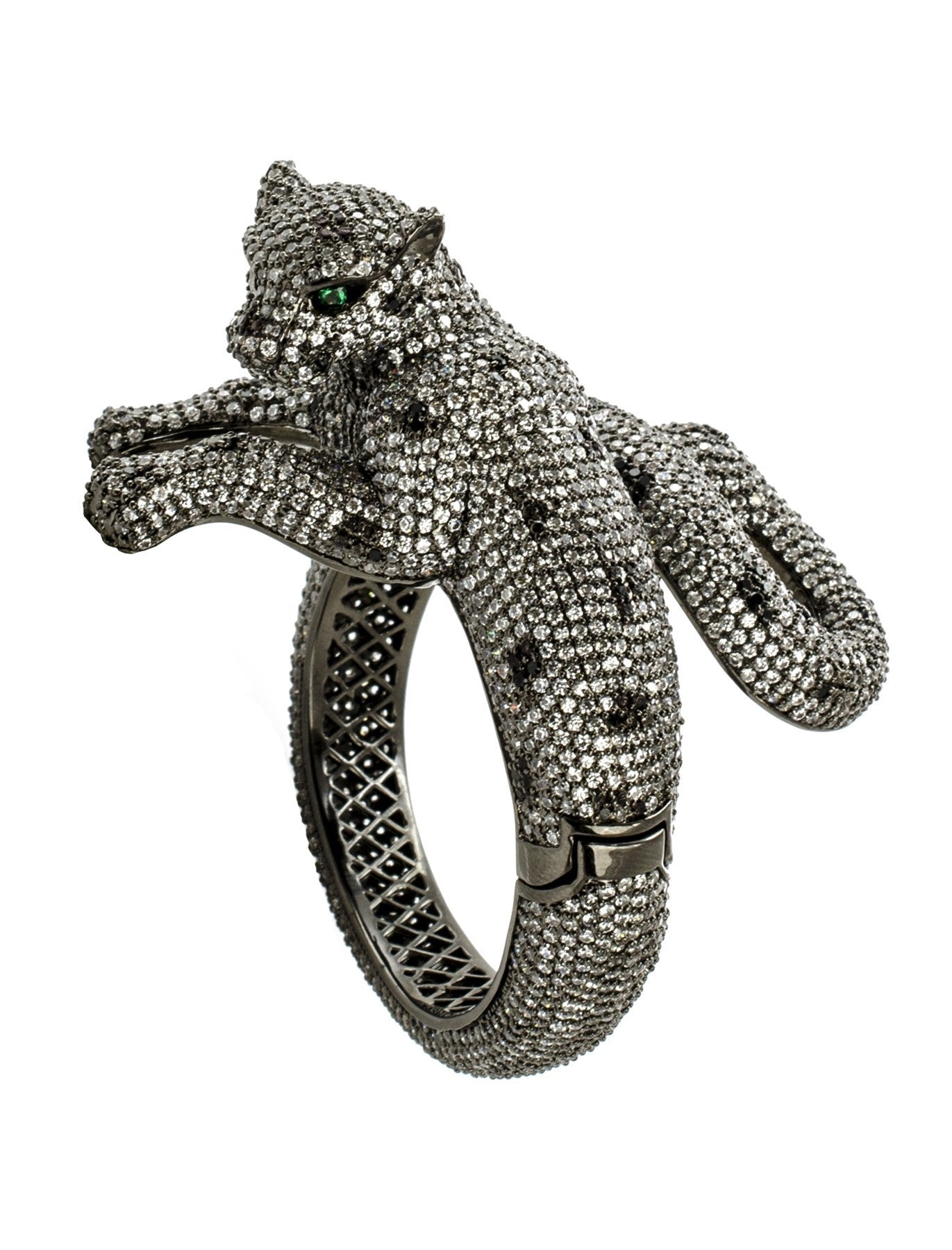 Jaguar Statement Bracelet