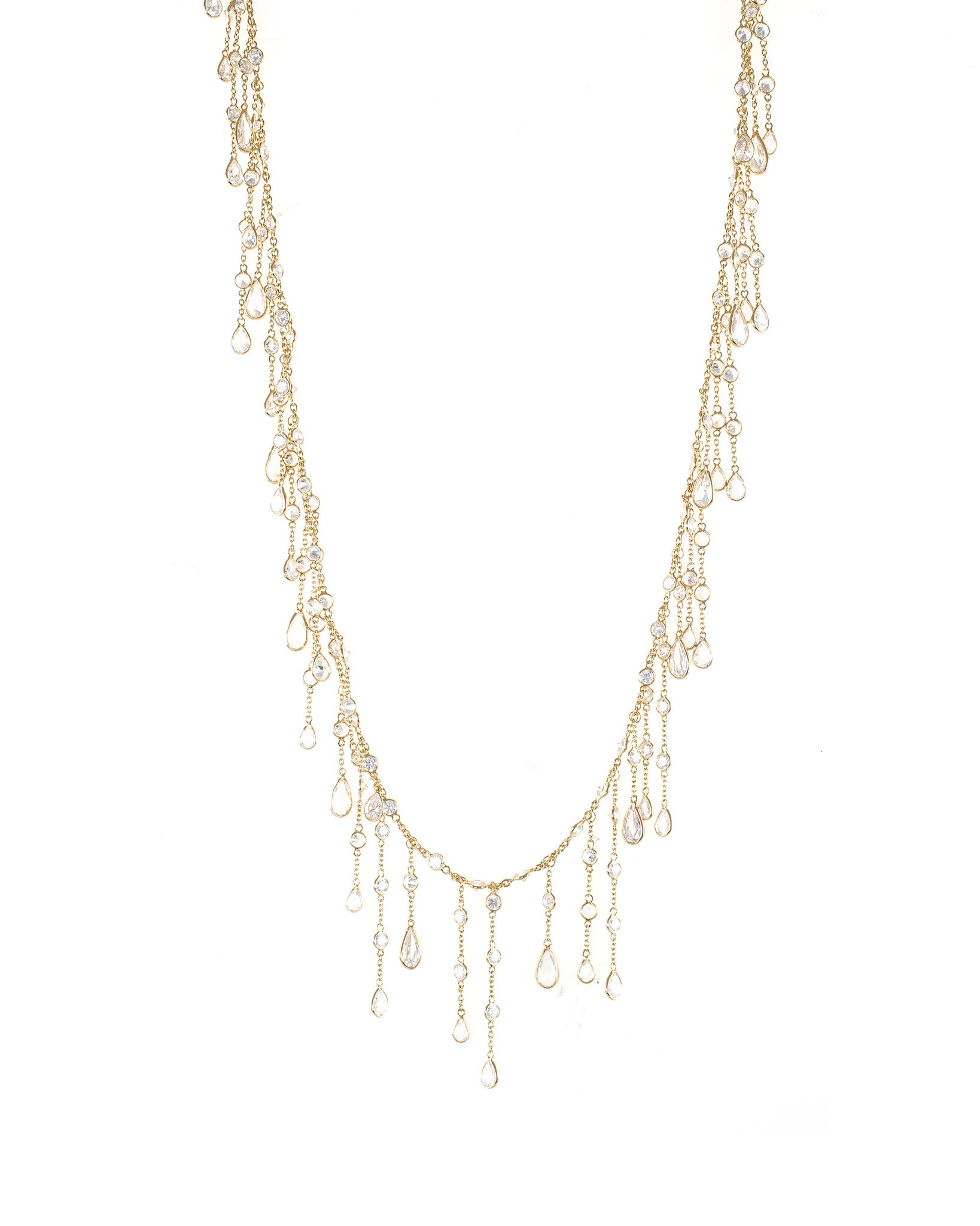 Classic Fringe Necklace