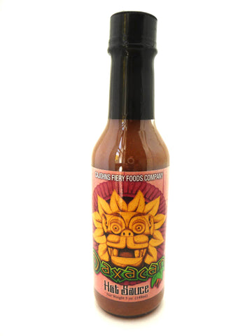 Oaxacan Exotic Hot Sauce