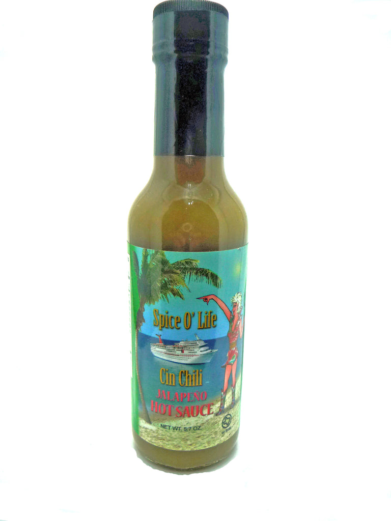Spice of Life Jalapeno Hot Sauce