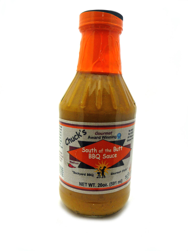 South Of The Butt BBQ Sauce