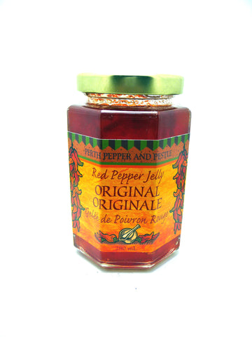 Perth Pepper Original Red Pepper Jelly