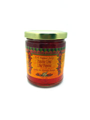 Papaya Lime Red Pepper Jelly