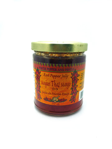 Thai Mango Red Pepper Jelly