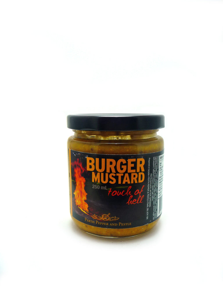 Touch Of Hell Mustard