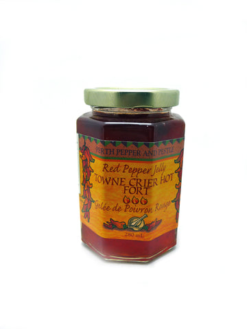 Towne Crier Hot Red Pepper Jelly
