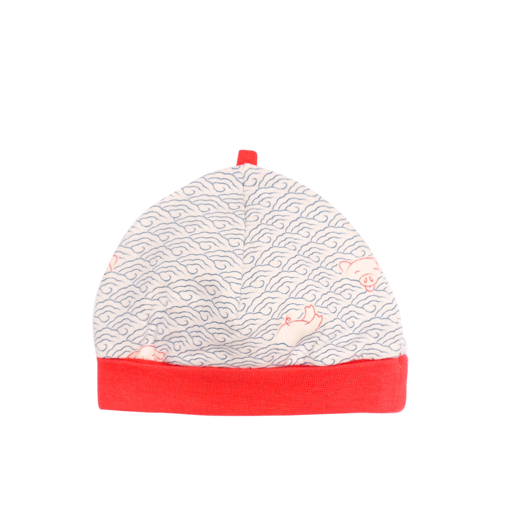 Year of Pig Organic Hat