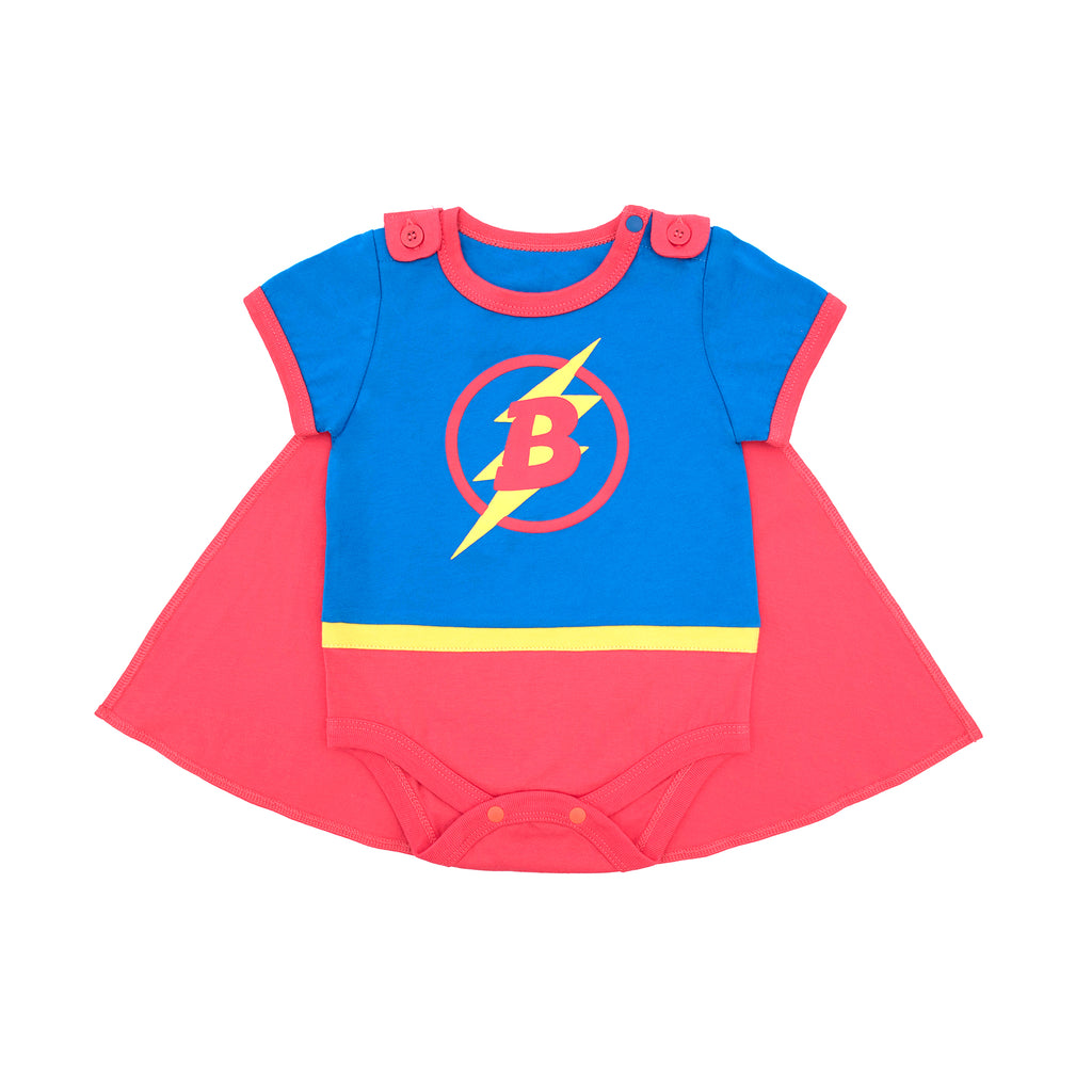 Superhero Action Bodysuit