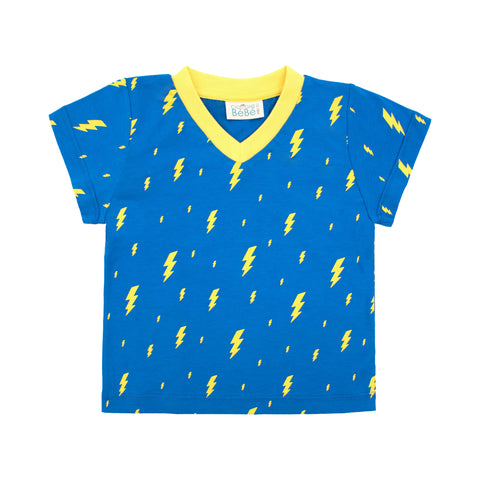 Superhero Lightning Tee