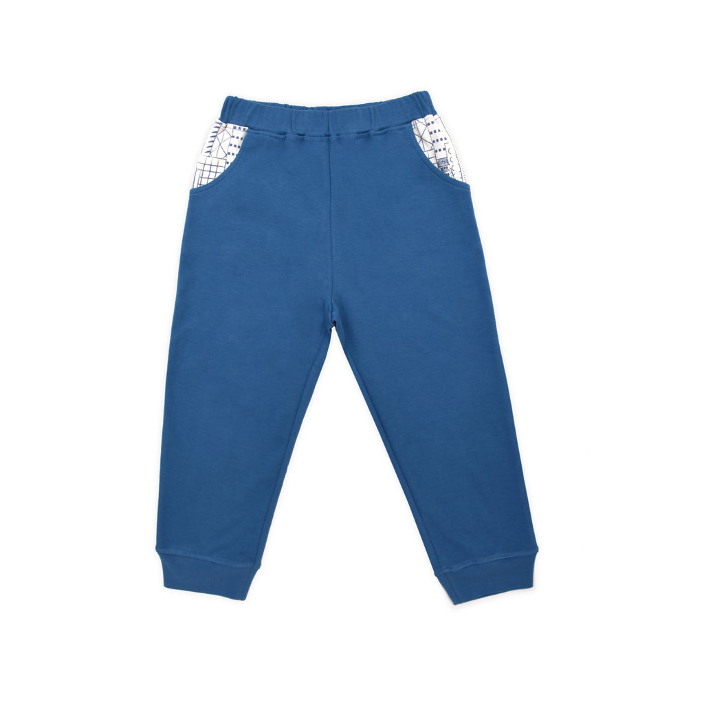 Hong Kong City Organic Pants