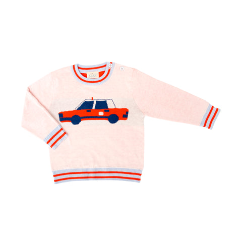 Hong Kong Big Taxi Sweater