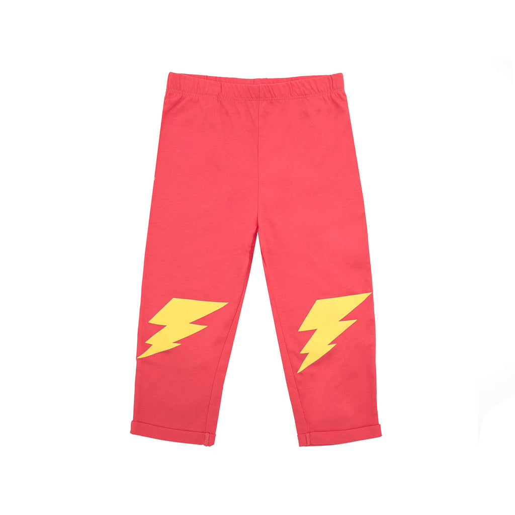 Superhero Lightning Pants