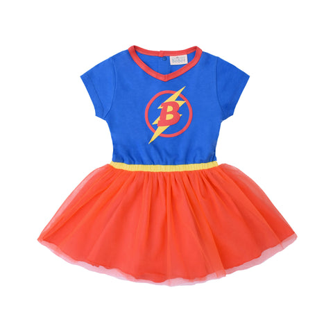 Superhero Action Dress