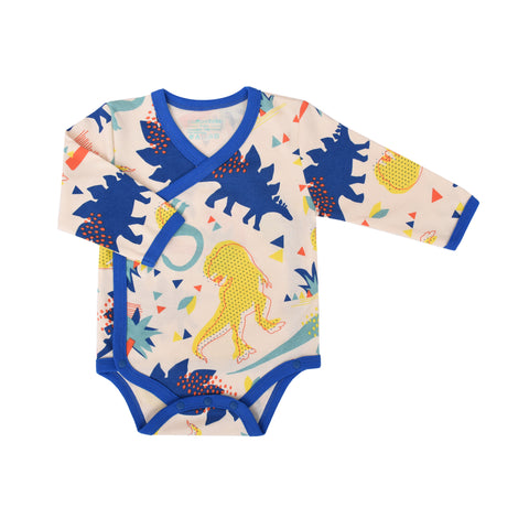 Dino Organic Cotton Bodysuit