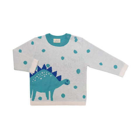 Dino Dots Sweater