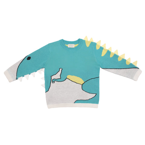 Dino T-Rex Sweater