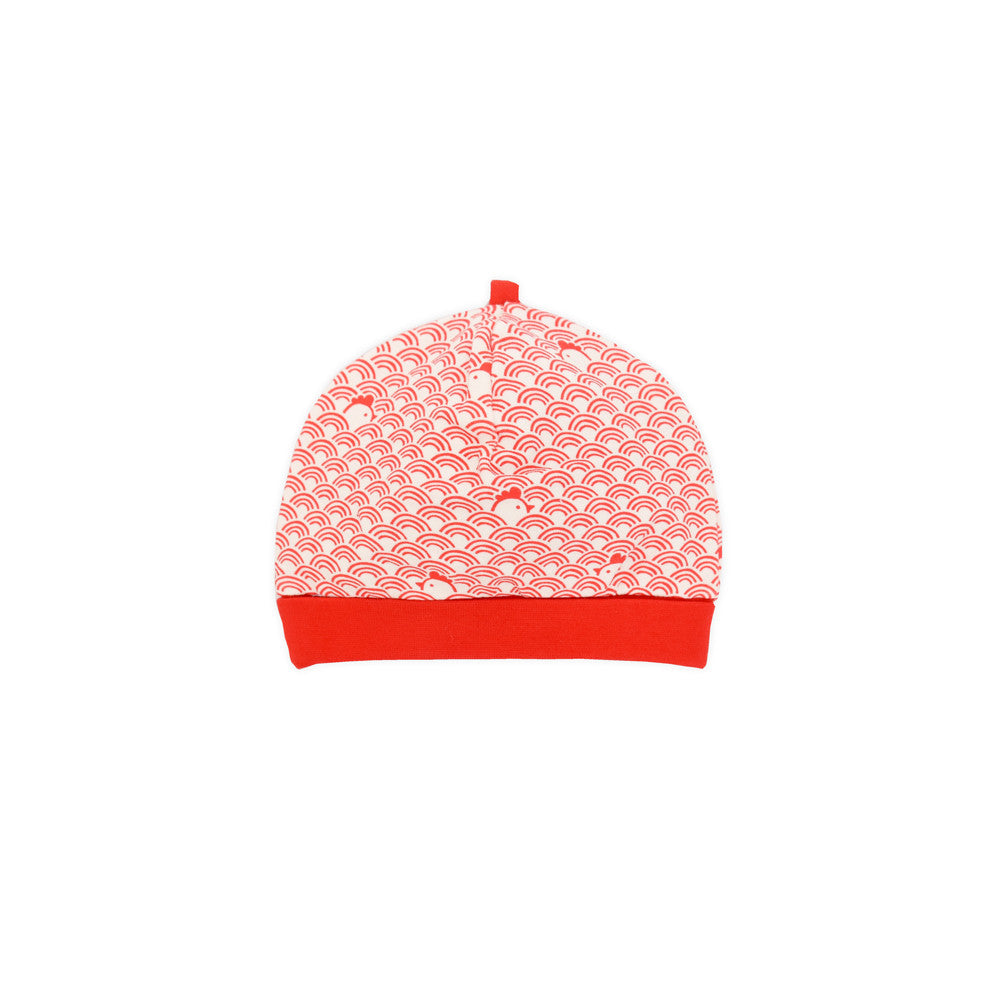 Rooster Organic Hat