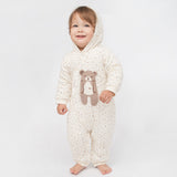 Night Bear Romper