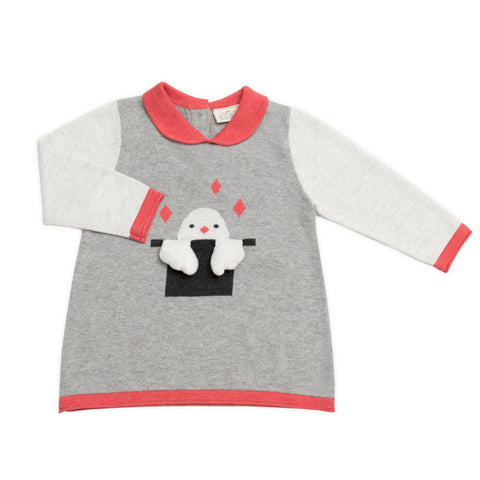 Magic Stork Chick Sweater