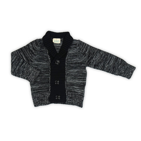 Baby Boy Melange Jacket
