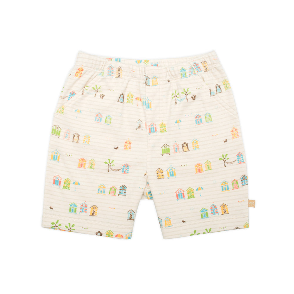 Organic Beach Hut Shorts
