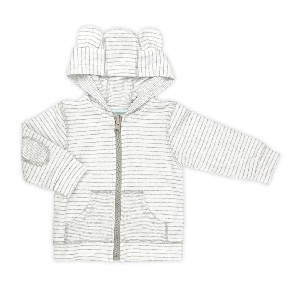Chalky Stripe Reversible Jacket