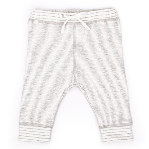 Chalky Stripe  Reversable Sweatpants