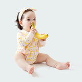 Banana Long Sleeve Bodysuit