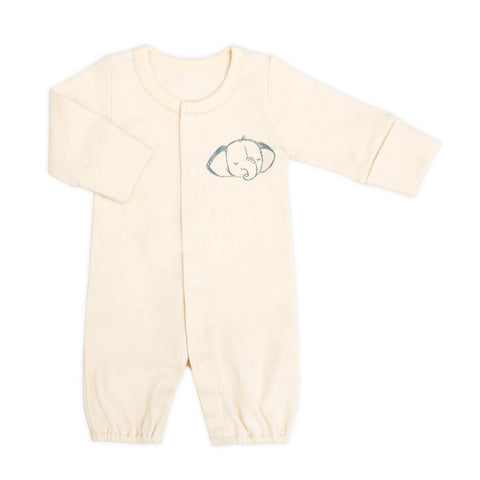 Little Elephant Organic 2-in-1 Sleeping Gown