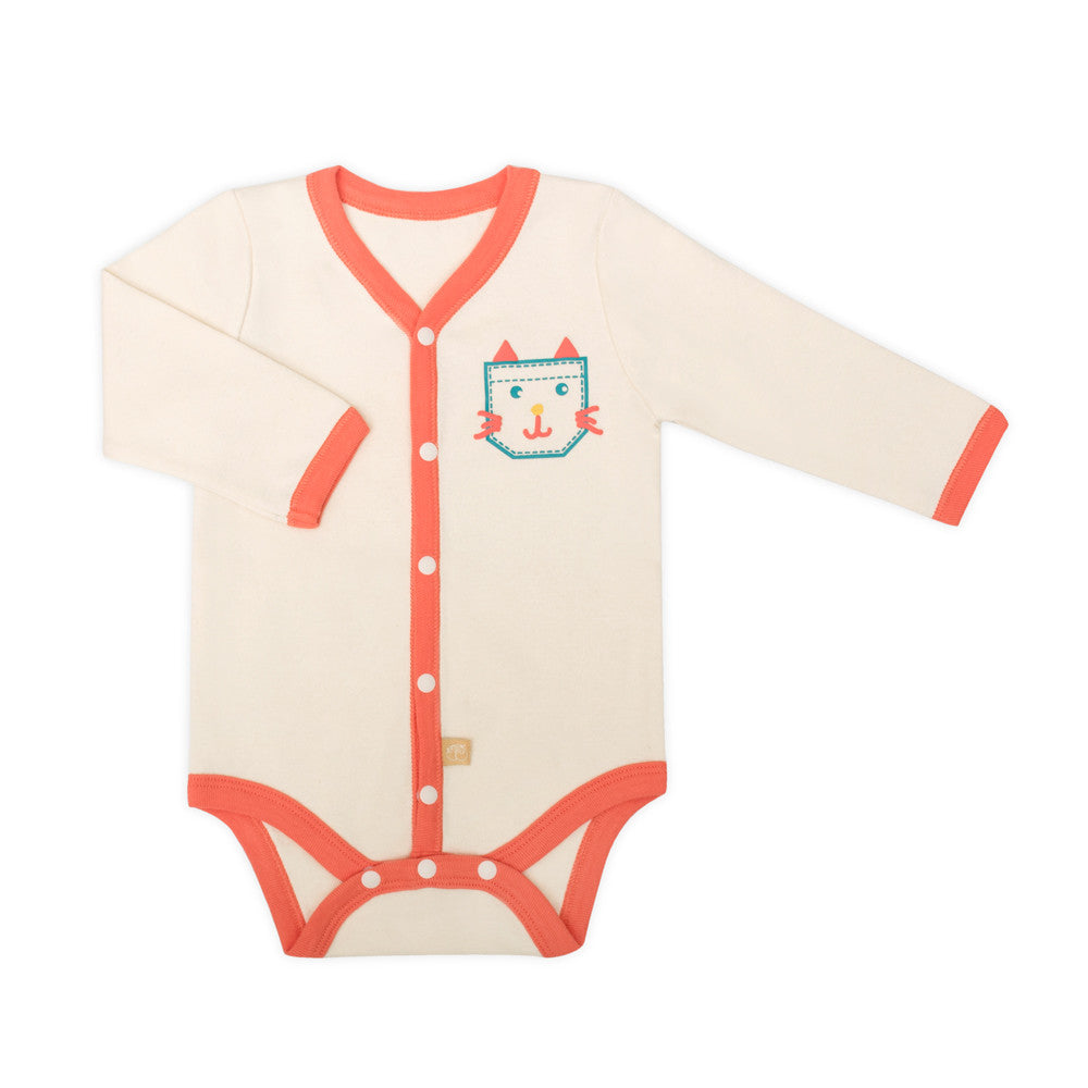 Magic Kitty Organic Bodysuit