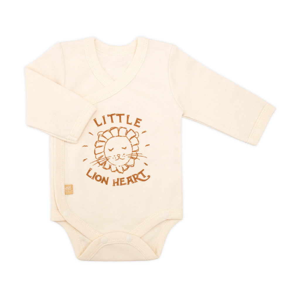Little Lion Organic Bodysuit