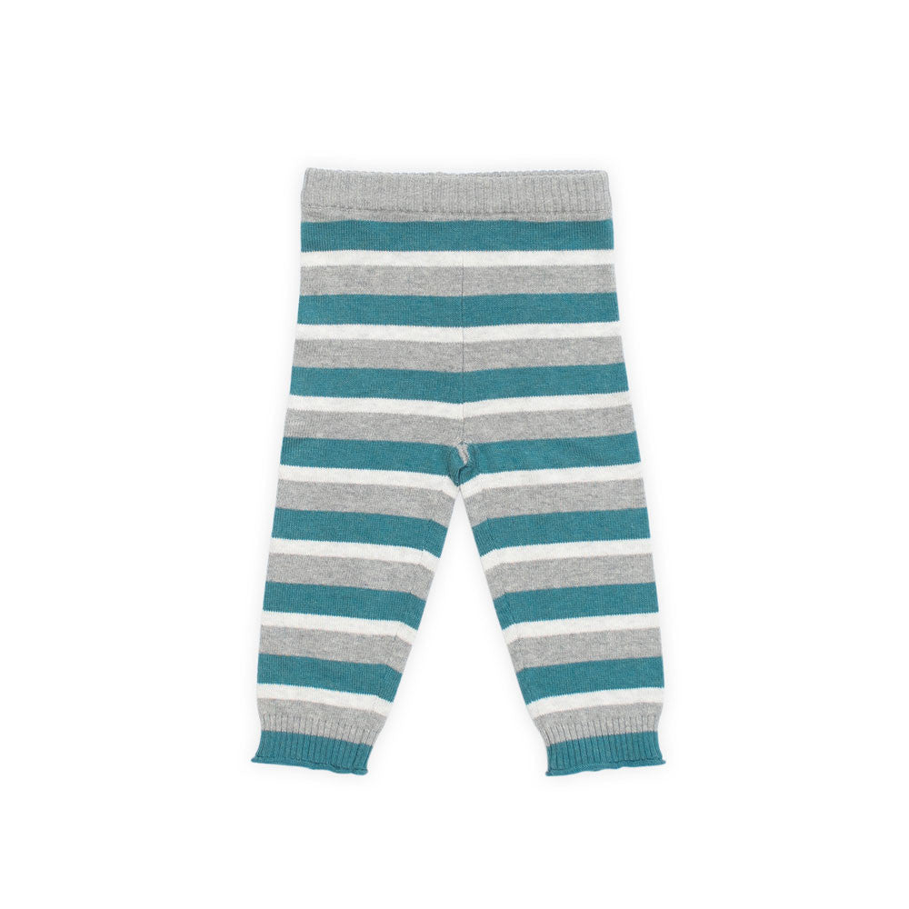 Magic Stork Stripe Knit leggings