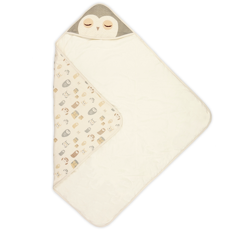 Night Owl Hooded Blanket