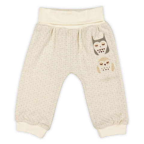 Night Owl Organic Stripe Pants