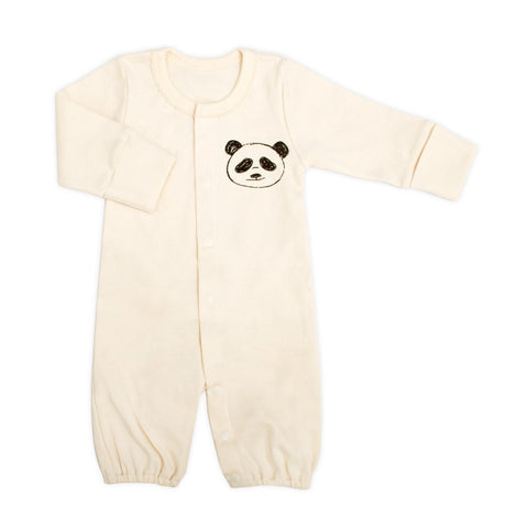 Little Panda Organic 2-in-1 Sleeping Gown