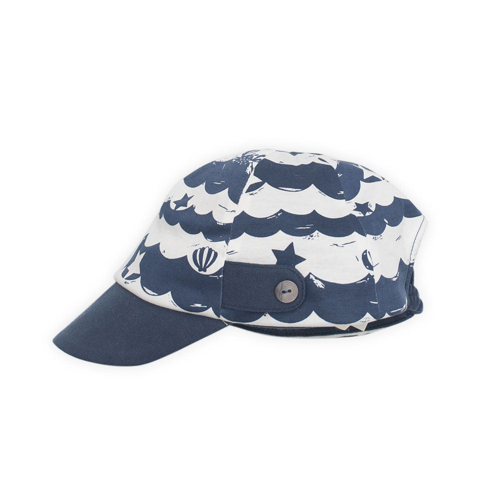 Sea Stripes Cap