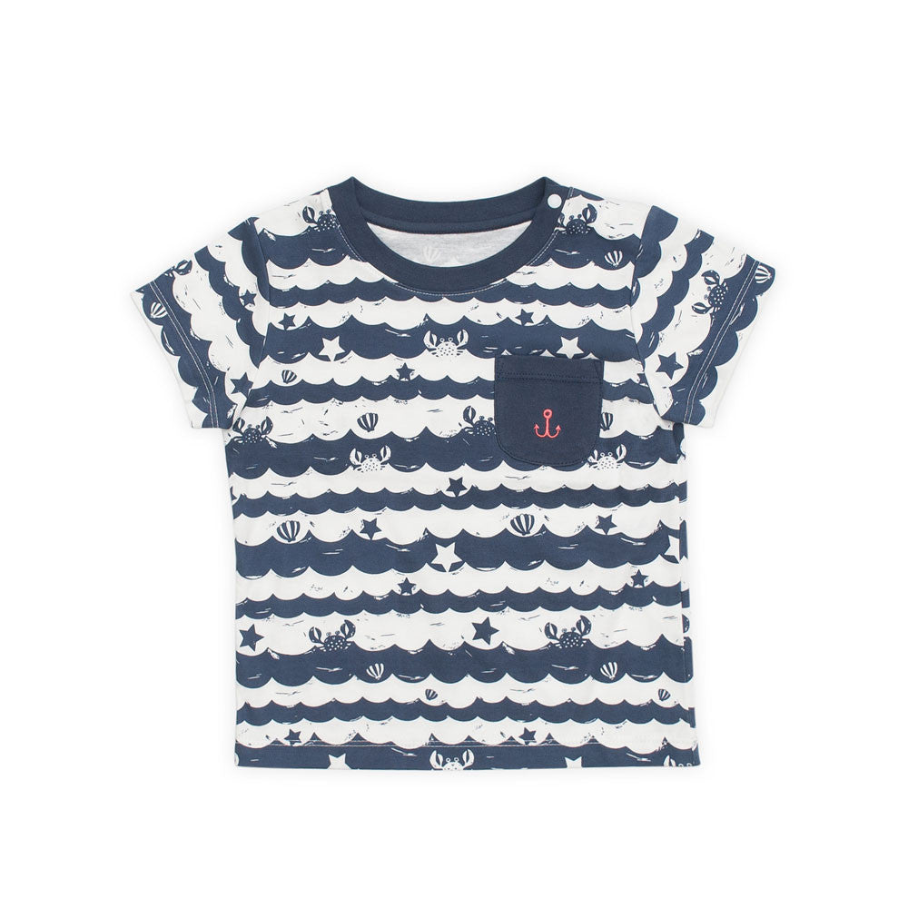Sea Stripes Tee