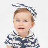 Sea Stripes Headband