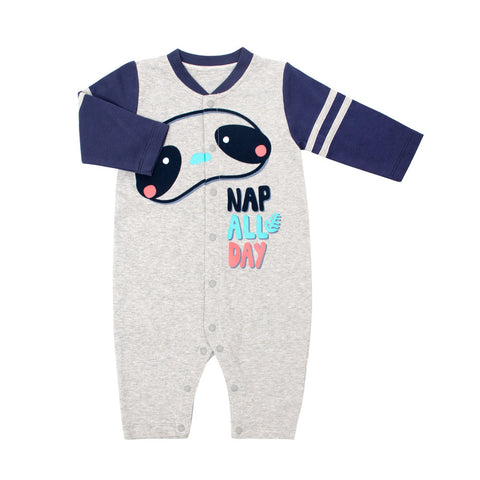 Sleepy Sloth Romper