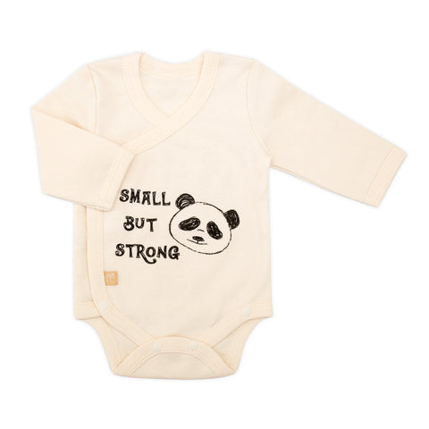 Little Panda Organic Bodysuit