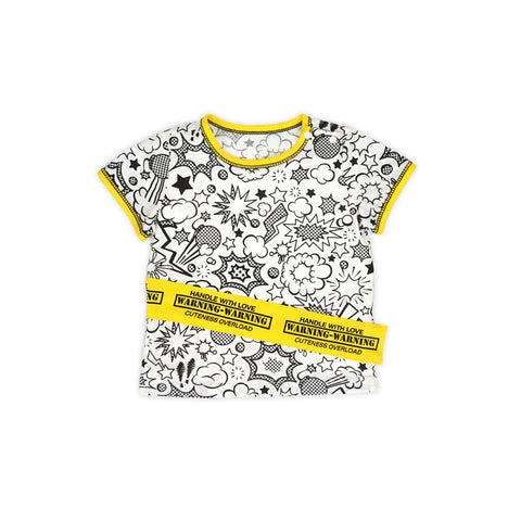 Super Baby Short Sleeve Tee
