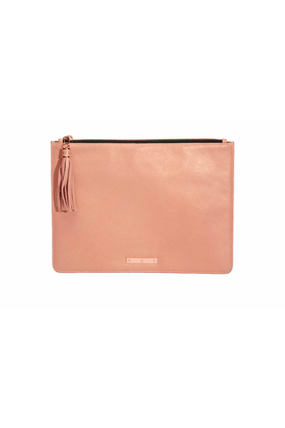 ON THE GO POUCHETTE: Blush