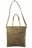 NECESSARY TOTE BAG: Olive Green