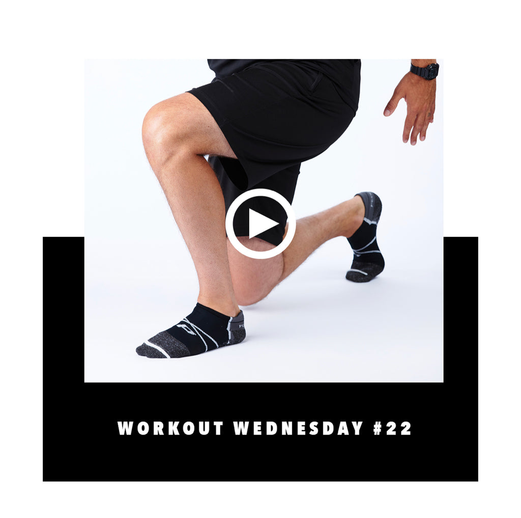 Workout Wednesday #22