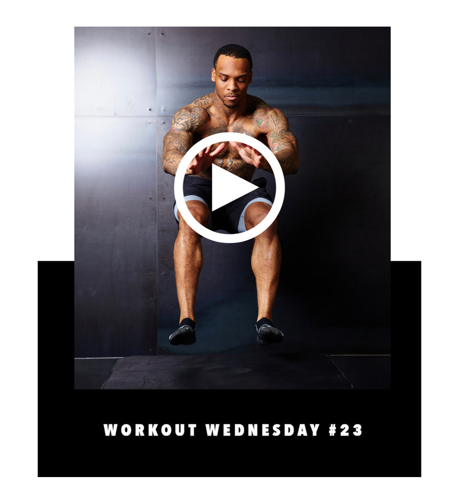Workout Wednesday #23