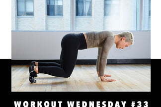 Workout Wednesday #33