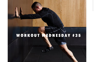 Equipment Free Workout Wednesday #35