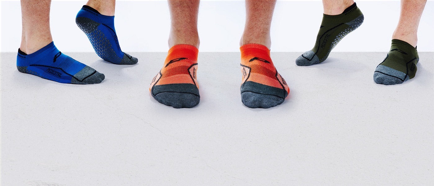 Grip Socks (Improve Your Workout) – Pedestal Footwear
